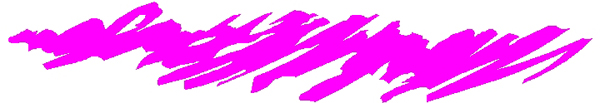 Eye catching stripe vinyl decal. 22013