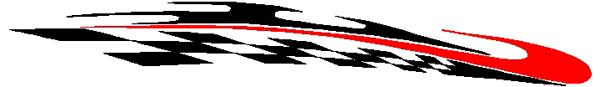Shoot the Breeze stripes graphic Design. 3058