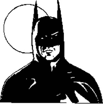 Batman decal by SignSpecialist.com