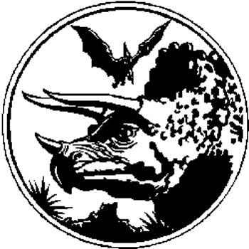 176  Dinosaurs vinyl decal customized online.