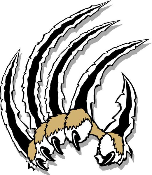 Bear claw sports logo - photo#17