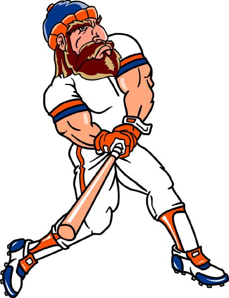 Lumberjack%20Baseball Baseball Coloring Pages