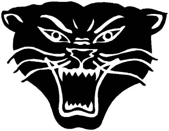 Bobcat mascot sports decal. Personalize on line. 2a9 bobcat