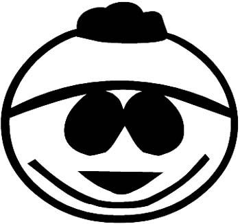 South Park kid vinyl sticker customize on line.   0301_sp