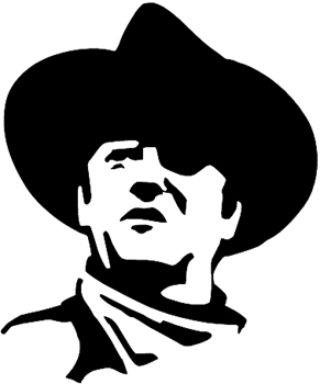 Design Your Own Decal Popular Decals John Wayne Decal
