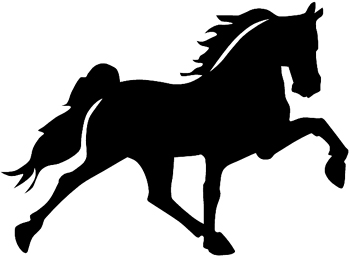 Design Your Own Decal Popular Decals Tennessee Walker