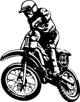 Design Your Own Decal Popular Decals Dirt Bike Rider