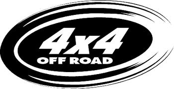 4x4 off road vinyl  Decal Customized Online. 3098