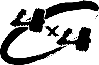 4x4 lettering Decal Customized Online. 3130