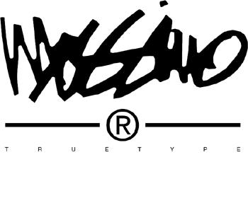 True type vinyl sticker. Customize on line. 3232