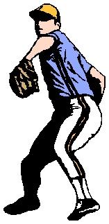 Baseball sports sticker. Customize on line. 1A12 - baseball sticker
