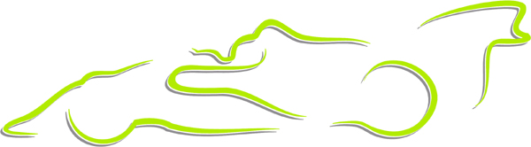 Race car color sports sticker. Personalize on line. AUTO_BOAT_2C_06
