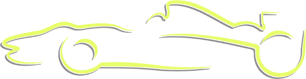 Race car action sports sticker. Customize on line. AUTO_BOAT_2C_16