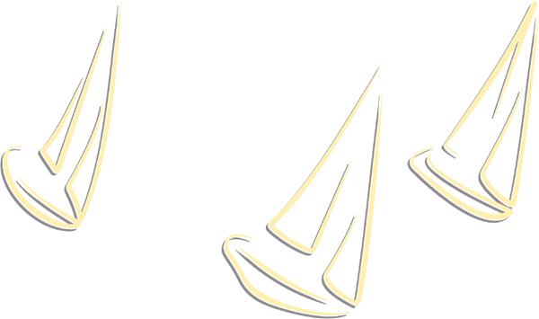 Sailing boats color sports sticker. Personalize on line. AUTO_BOAT_2C_35