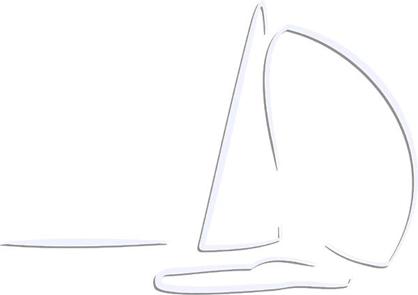 Sailboat color sports sticker. Personalize on line. AUTO_BOAT_2C_36