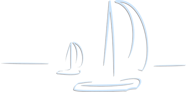 Sailboats color action sports decal. Personalize on line. AUTO_BOAT_2C_38